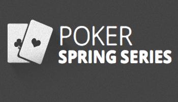 les Springs Series débarquent sur MyJoaPok avec 175 000 € garantis