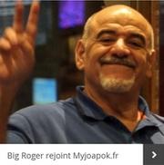 Big Roger ambassadeur de Myjoapok