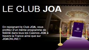 Club JOA privilège