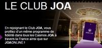 Membre club JOA