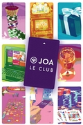 Carte membre JOA
