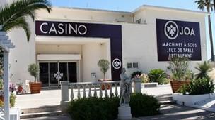 Informations sur le casino de la Seyne