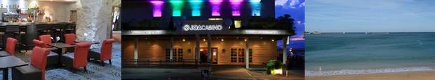 Le casino JOA de Saint-Jean-de-Luz