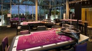 Le casino de Montrond du groupe JOA