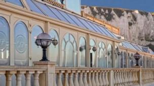 Le casino JOA du Tréport