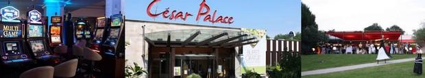Le casino JOA César Palace