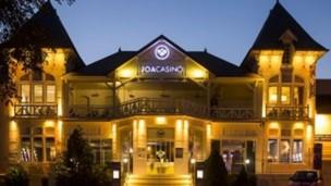 Le casino de Santenay du Groupe JOA