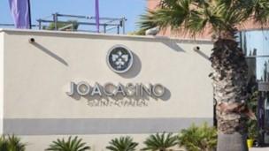 Le casino JOA de Saint-Cyprien