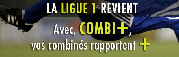 Combi Ligue 1 sur Joa Online