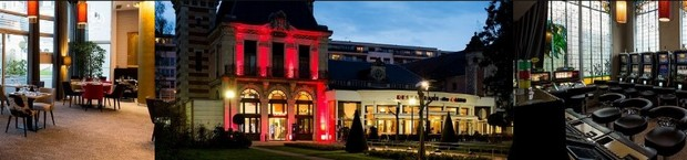 Le casino JOA de Besançon