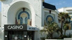 Le casino de Saint-Aubin du Groupe JOA