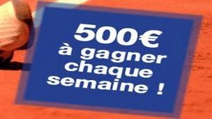 JOA Sport vous propose son Challenge Terre Battue 2017